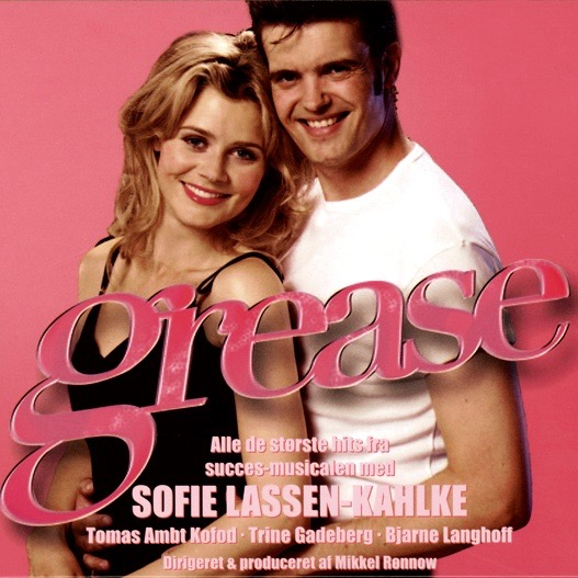 Grease 2004 Cast Recording